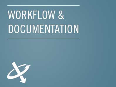 Workflow & documentation